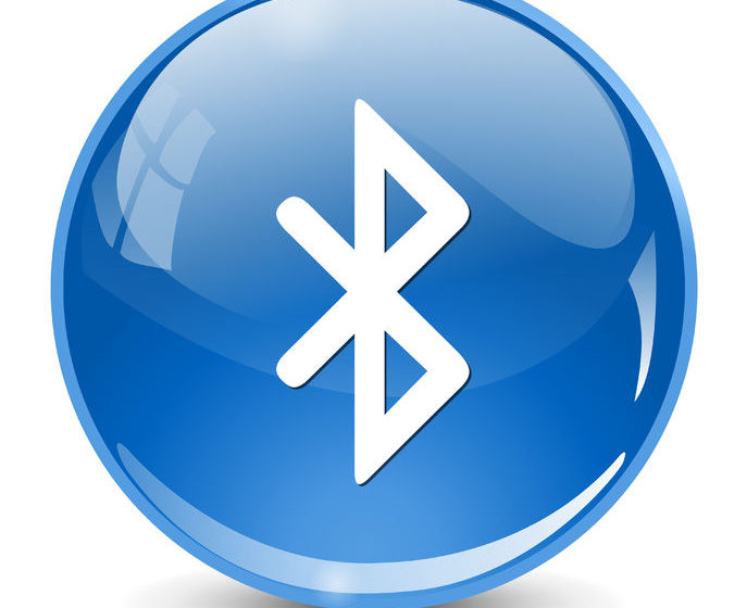 41004536 - bluetooth icon / button